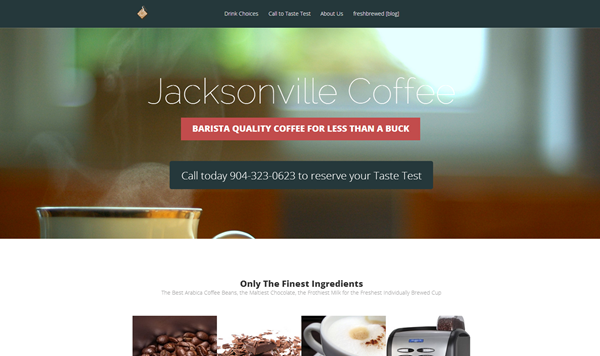 Select Coffee Jax